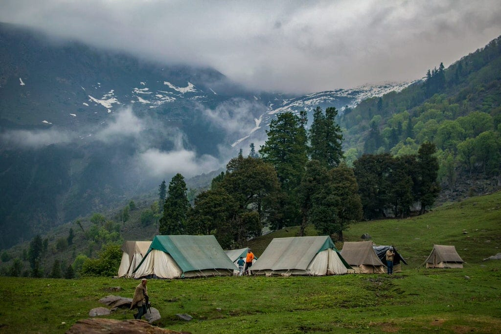 The Wilderness Calls Tips For First Time Campers