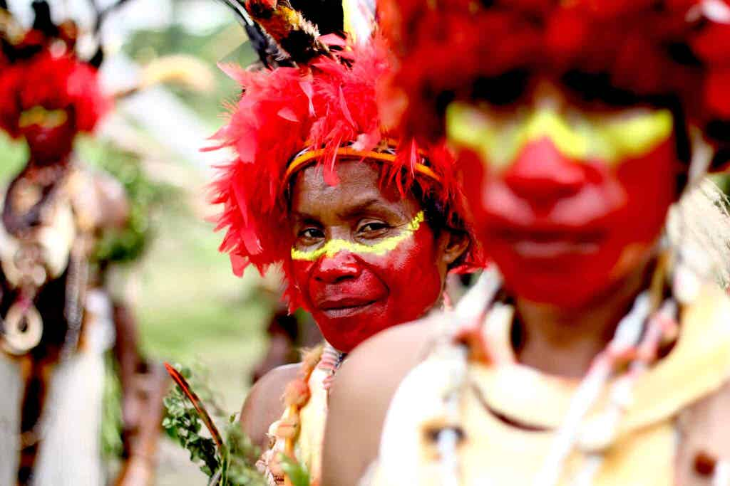 Travel that gives back in Papua New Guinea